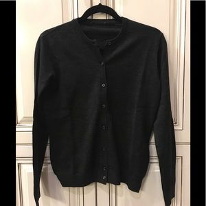 Moncler 100% Authentic Wool Blend Cardigan